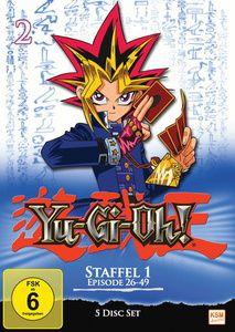 Yu-Gi-Oh - Staffel 1.2, N, A