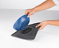 Yummynator Futternapf mit Platzmatte M blau - Produktdetailbild 1