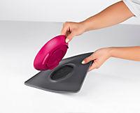 Yummynator Futternapf mit Platzmatte S pink - Produktdetailbild 1