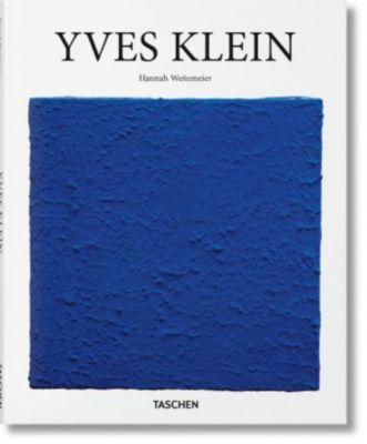 Yves Klein - Hannah Weitemeier  