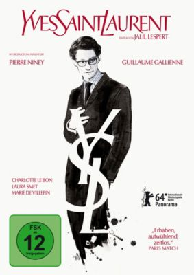 Yves Saint Laurent, Laurence Benaïm