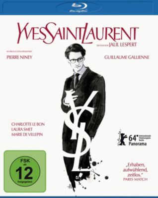 Yves Saint Laurent Limited Edition, Jacques Fieschi, Jérémie Guez, Marie-Pierre Huster, Jalil Lespert