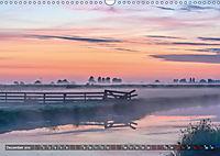 Zaanse Schans - Landschaft und historische Windmühlen (Wandkalender 2019 DIN A3 quer) - Produktdetailbild 12