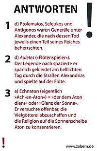 Zaberns Wissensquiz: Geschichte & Archäologie - Produktdetailbild 4