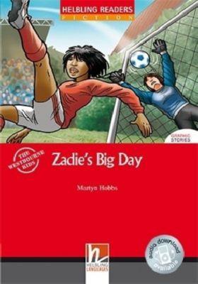 Zadie's Big Day, Class Set, Martyn Hobbs