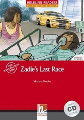 Zadie's Last Race, m. 1 Audio-CD, Martyn Hobbs