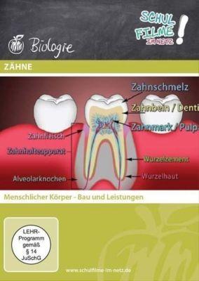 Zähne, 1 DVD
