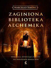 Zaginiona biblioteka alchemika, Marcello Simoni