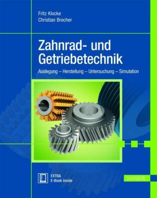 Zahnrad- und Getriebetechnik, Fritz Klocke, Christian Brecher