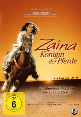 Zaina - Königin der Pferde, Assaad Bouab,Sami Bouajila Simon Abkarian