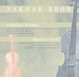 Zakhar Bron-Brahms/Ravel, Zakhar Bron