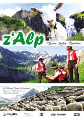 Z'Alp - Uffahre - Zueglete - Oeberefahre