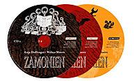 Zamonien, 4 Audio-CDs - Produktdetailbild 3