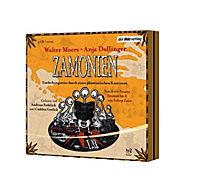 Zamonien, 4 Audio-CDs - Produktdetailbild 1