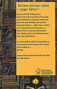 Zamonien Band 4: Die Stadt der Träumenden Bücher - Produktdetailbild 1