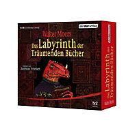 Zamonien Band 6: Das Labyrinth der Träumenden Bücher (12 Audio-CDs) - Produktdetailbild 1