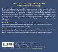 Zapotek und die strafende Hand, 5 Audio-CDs - Produktdetailbild 1