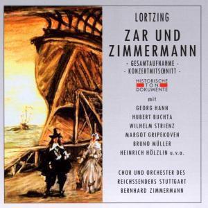 Zar Und Zimmermann (Ga), Chor & Orch.Des Reichssenders Stuttgart