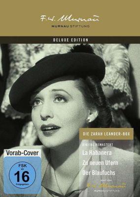 Zarah Leander Collection DVD-Box, Diverse Interpreten