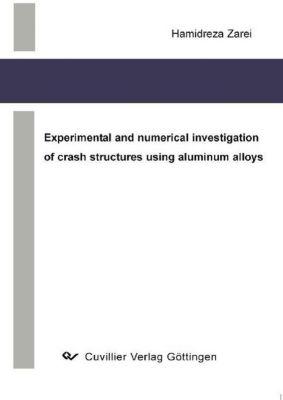 Zarei, H: Experimental and numerical investigation of crash, Hamidreza Zarei
