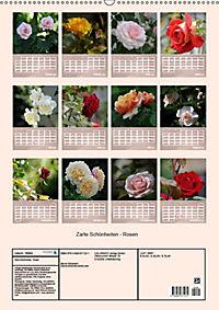 Zarte Schönheiten - Rosen (Wandkalender 2019 DIN A2 hoch) - Produktdetailbild 13