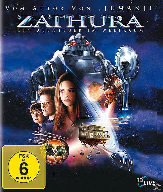 Zathura – Ein Abenteuer Im Weltraum
