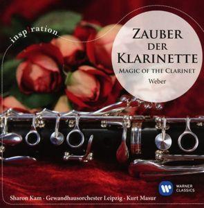 Zauber Der Klarinette-Magic Of The Clarinet, Sharon Kam, Kurt Masur, Gewandhausorchester