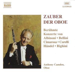 Zauber Der Oboe, Anthony Camden
