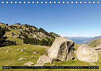 Zauber der Pyrenäen - Wandern in den östlichen Pyrenäen (Tischkalender 2019 DIN A5 quer) - Produktdetailbild 1