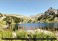 Zauber der Pyrenäen - Wandern in den östlichen Pyrenäen (Tischkalender 2019 DIN A5 quer) - Produktdetailbild 3