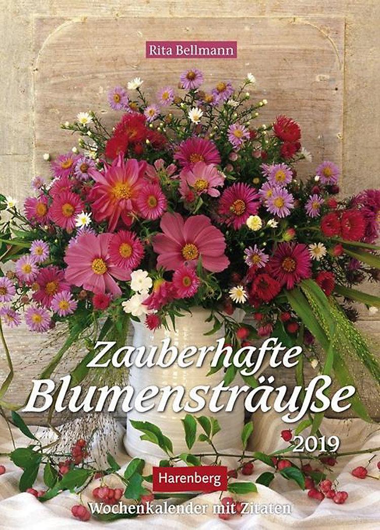 Zauberhafte Blumensträuße 2019 - Kalender bei Weltbild.de kaufen