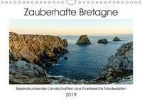 Zauberhafte Bretagne (Wandkalender 2019 DIN A4 quer), Andreas Pidde
