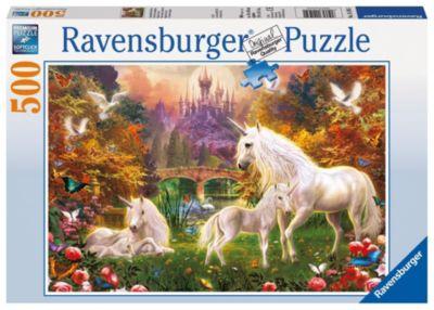 Zauberhafte Einhörner (Puzzle)