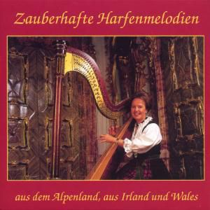 Zauberhafte Harfenmelodien, Jutta Kerber