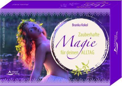 Zauberhafte Magie für deinen Alltag, 44 Karten mit Begleitbuch - Branka Kokol |