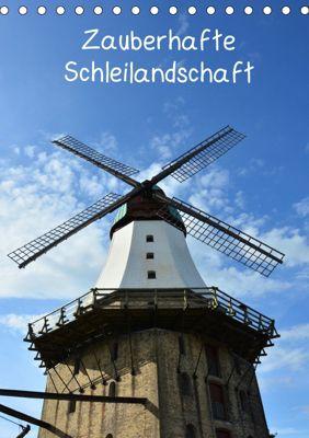 Zauberhafte Schleilandschaft (Tischkalender 2019 DIN A5 hoch), Renate Grobelny