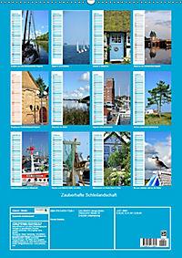Zauberhafte Schleilandschaft (Wandkalender 2019 DIN A2 hoch) - Produktdetailbild 13