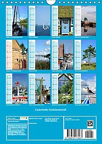 Zauberhafte Schleilandschaft (Wandkalender 2019 DIN A4 hoch) - Produktdetailbild 13