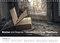 Zauberhafte Sprüche - Bunte Seelenblüten (Wandkalender 2019 DIN A4 quer) - Produktdetailbild 10