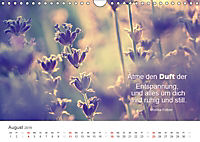 Zauberhafte Sprüche - Bunte Seelenblüten (Wandkalender 2019 DIN A4 quer) - Produktdetailbild 8