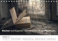 Zauberhafte Sprüche - Bunte Seelenblüten (Tischkalender 2019 DIN A5 quer) - Produktdetailbild 10