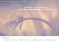 Zauberhafte Sprüche - Bunte Seelenblüten (Tischkalender 2019 DIN A5 quer) - Produktdetailbild 2