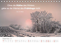 Zauberhafte Sprüche - Bunte Seelenblüten (Tischkalender 2019 DIN A5 quer) - Produktdetailbild 12