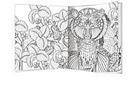 Zauberhafte Tierwelt, m. 6 Stiften - Produktdetailbild 1