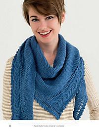 Zauberhafte Tücher, Schals & Co. stricken - Produktdetailbild 3