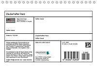 Zauberhafter HarzCH-Version (Tischkalender 2019 DIN A5 quer) - Produktdetailbild 13