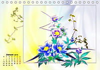 Zauberhaftes Ikebana (Tischkalender 2019 DIN A5 quer) - Produktdetailbild 1