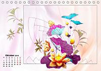 Zauberhaftes Ikebana (Tischkalender 2019 DIN A5 quer) - Produktdetailbild 10