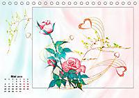 Zauberhaftes Ikebana (Tischkalender 2019 DIN A5 quer) - Produktdetailbild 5