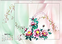 Zauberhaftes Ikebana (Wandkalender 2019 DIN A2 quer) - Produktdetailbild 4